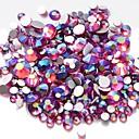 billige Rhinsten&Dekorationer-Krystal Mode Høj kvalitet Daglig Nail Art Design