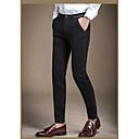 זול נעלי ילדות-מכנסיים אחיד ישר צ'ינו קלסי ונצחי בגדי ריקוד גברים