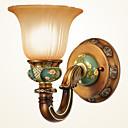 preiswerte LED Glühbirnen-Augenschutz Einfach Wandlampen Wohnzimmer Metall Wandleuchte 220v 5 W / E27