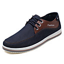 cheap Men's Athletic Shoes-Men's Shoes PU Spring / Fall Comfort Athletic Shoes Black / Gray / Blue
