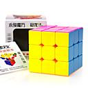 abordables Cubos de Rubik-Cubo de rubik YONG JUN 3*3*3 Cubo velocidad suave Cubos mágicos rompecabezas del cubo Nivel profesional Velocidad Regalo Clásico Chica