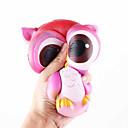 זול מפיגי מתח-LT.Squishies צעצוע מעיכה / מקל מתחים ינשוף / חיה הקלה על ADD, ADHD, חרדה, אוטיזם / Office צעצועים במשרד / הפגת מתחים וחרדה 1pcs בגדי