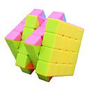 billige Rubiks kuber-Rubiks terning YONG JUN Hævn 4*4*4 Let Glidende Speedcube Magiske terninger Puslespil Terning Professionelt niveau Hastighed Gave