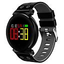 baratos Smartwatches-Pulseira inteligente JSBP-K2 para Android 4.4 / iOS Medição de Pressão Sanguínea / Pedômetros / Contadores de Caloria / Controle de APP / Controle de toque Pulso Rastreador / Temporizador / Podômetro