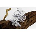 billige Akvarie Dekor og underlag-Akvarium Dekorasjon Rørklemmer Slanger & Rør Enkel å installere Dekorasjon Akryl