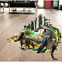 cheap Wall Stickers-Decorative Wall Stickers - Animal Wall Stickers Animals / 3D Study Room / Office / Kids Room