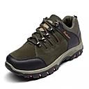 baratos Sapatos Esportivos Femininos-Mulheres Sapatos Tule Primavera / Verão / Outono Conforto Aventura Sem Salto Prata Escuro / Cinzento / Verde