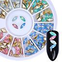 baratos Strass & Decorações-Glitter Foil Nail Art Design Fashion / Bling Bling Diário