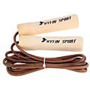 abordables Bases y Conectores de Lámpara-salto de piel salto de piel premium con madera maciza maneja la actividad de ejercicio / fitness para niños
