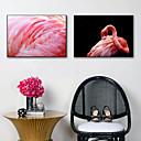 זול אומנות ממוסגרת-חיות איור וול ארט,PVC חוֹמֶר עם מסגרת For קישוט הבית אמנות מסגרת סלון פנימי
