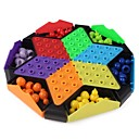 cheap Chess Games-Chess Game Parent-Child Interaction Decompression Toys ABS Girls' Kid's Gift