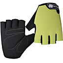 cheap Cycling Gloves-Sports Gloves Bike Gloves / Cycling Gloves Sports Gloves Wearable Breathable Anti-Shock Skidproof Fingerless Gloves Lycra Road Cycling