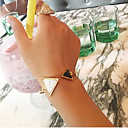 cheap Bracelets-Women's Geometric Cuff Bracelet - Resin European, Fashion Bracelet Gold For Party