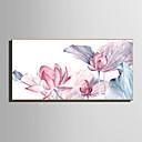 זול אומנות ממוסגרת-L ו-scape פרחוני/בוטני איור וול ארט,פלסטיק חוֹמֶר עם מסגרת For קישוט הבית אמנות מסגרת סלון פנימי