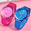 cheap Marble Track Sets-Women's Quartz Wrist Watch Fashion Watch Chinese Casual Watch Alloy Band Fashion Black Blue Red Rose