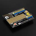 זול הדפסי בד מגולגל-עבור arduino אונו r3 הרחבה הלוח לוח פיתוח הטכנולוגיה ייצור אלקטרונית התחרות באינטרנט