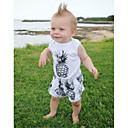 ieftine Set Îmbrăcăminte Băieți Bebeluși-Copil Băieți Casual / Activ Concediu Mată / Imprimeu Manșon scurt Bumbac Set Îmbrăcăminte