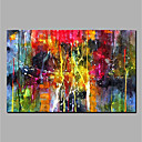 cheap Artificial Flower-Oil Painting Hand Painted - Abstract Modern Rolled Canvas