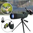 preiswerte Überlebenssets-20-60 X 60 mm Fernglas Miniral Grün Camping / Wandern / Erkundungen / Reisen Zoomable- / Spektiv