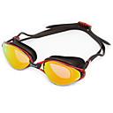 cheap Swim Goggles-Swimming Goggles Anti-Fog Anti-Wear Adjustable Size Anti-UV Scratch-resistant Shatter-proof Anti-slip Strap Waterproof Plating Silica Gel