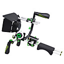 cheap Gimbal & Video Accessories-YELANGU DSLR Rig Set Movie Kit shoulder mount rig with Follow Focus and Matte Box and Top handle for All DSLR Cameras and Video Camcordersby SunSmart