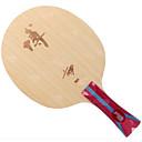 זול שולחן טניס-DHS® Hurricane B2-FL Ping Pang/מחבטי טניס שולחן לביש עמיד עץ סיבי פחמן 1