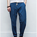cheap Men's Necklaces-Men's Sporty Chinos Pants - Solid Colored