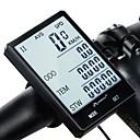billige Træningssko til herrer-INBIKE CX-9 2.8'' Large Screen Cykelcomputere Stopur Vandtæt Trådløs Kilometertæller Vej Cykling Cykling / Cykel Cykling