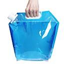 זול מגנים לטלפון & מגני מסך-דלי מתקפל לקמפינג 2 סטים קל משקל נסיעות BPA חינם פלסטי בחוץ ל קמפינג כחול שקוף
