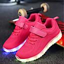 ieftine Pantofi Băieți-Băieți / Fete Pantofi Croșet / Plasă Primăvară / Toamnă Confortabili / Pantofi Usori Adidași Plimbare Dantelă / Cârlig & Buclă / LED