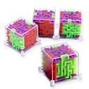 preiswerte Rubiks Würfel-Zauberwürfel MoYu Alien 1*3*3 Glatte Geschwindigkeits-Würfel Magische Würfel Rubiks Würfel Puzzle-Würfel Für die Kinder Orte Moderne Ordinär Kinder Spielzeuge Unisex Jungen Mädchen Geschenk