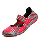 cheap Women's Slip-Ons & Loafers-Women's Shoes Customized Materials Spring / Summer Comfort Loafers & Slip-Ons Wedge Heel Black / Purple / Fuchsia