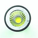 tanie Żarówki LED Świeczki-1szt 5.5W 6.5W 600lm GU10 Żarówki punktowe LED 1 Koraliki LED COB Ciepła biel Zimna biel 220-240V