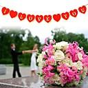 tanie Akcesoria imprezowe-Ślub / Specjalne okazje Drewniany Dekoracje ślubne Motyw Garden / Azjatyckie motywy / Święto Na każdy sezon