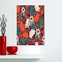 preiswerte Wand-Sticker-Weihnachten 3D Wand-Sticker Flugzeug-Wand Sticker 3D Wand Sticker Tier Wandaufkleber Dekorative Wand Sticker, Vinyl Haus Dekoration