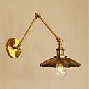 cheap Swing Arm Lights-Mini Style Retro / Vintage / Country / Traditional / Classic Swing Arm Lights Metal Wall Light 110-120V / 220-240V 4W