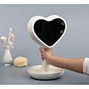 זול מתנות לחתונה-לא מותאם אישית זכוכית 1cm(noin 0,39tuumaa) מנורות שולחן LED כלה שושבינה חברים חתונה יום הולדת