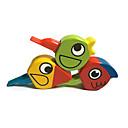 זול כלי צעצוע-כלי נגינה לילדים פשוט סרט מצויר ציפור כיף מתכת כלים מוסיקליים