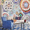 povoljno Zidne tapete-Print Art Deco 3D Početna Dekoracija Vintage Moderna Zidnih obloga, Platno Materijal Ljepila potrebna Mural, Soba dekoracija ili zaštita