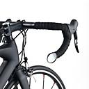 preiswerte Bell & Schlösser & Spiegel-Bar End Fahrradspiegel Radfahren, Einstellbare Flexible, Sicherheit Radsport / Fahhrad / Rennrad / Geländerad Glas Schwarz - 1pcs