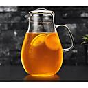 tanie Kawa i herbata-1szt Szkło Kawa i herbata Dzbanek do herbaty Wysoka jakość ,  22*9.5