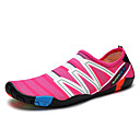 זול נעלי עקב לנשים-בגדי ריקוד נשים נעליים בד אביב / קיץ נוחות נעלי אתלטיקה נעלי מים / נעלי ספורט מים שטוח פוקסיה
