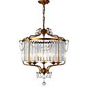 abordables Lámparas Colgantes-LightMyself™ 5-luz Lámparas Araña / Lámparas Colgantes Luz Ambiente - Cristal, 110-120V / 220-240V Bombilla no incluida / 15-20㎡