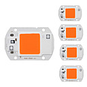 tanie Akcesoria do Oświetlenia-5szt 220 V Akcesorium żarówki / Wprowadź inteligentny układ scalony Chip LED Aluminium do oświetlenia roślin DIY