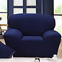 זול חלוקי אמבט-עכשווי 100% פוליאסטר ג'אקארד כיסוי ספה דו מושבית, פשוט אחיד הדפסת פיגמנטים כיסויים