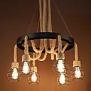 tanie Żyrandole-6 świateł Grupa Lampy widzące Downlight Malowane wykończenia Metal Styl MIni 110-120V / 220-240V Nie zawiera żarówek / FCC / E26 / E27