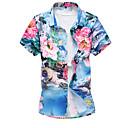 رخيصةأون صنادل رجالي-للرجال قميص شينوسيري ورد