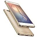זול מגנים לטלפון & מגני מסך-מגן עבור Huawei P10 P10 Plus ציפוי אולטרה דק גוף שקוף כיסוי אחורי אחיד רך TPU ל P10 Plus P10 Lite P10 Huawei P9 Plus Huawei P9 Lite