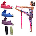 cheap Fitness Gear & Accessories-Stretch Out Strap With Cotton Physical Therapists, Athletic Trainers For Yoga / Exercise & Fitness / Gym Unisex Sports Outdoor / Yoga