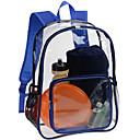 billiga Ryggsäckar och väskor-10 L Ryggsäckar - Regnsäker Utomhus Camping Resor Skola Transperant